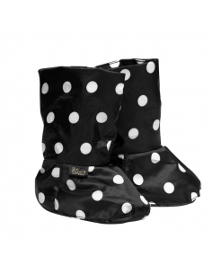 Soft Sole Boots Rockabilly Dot