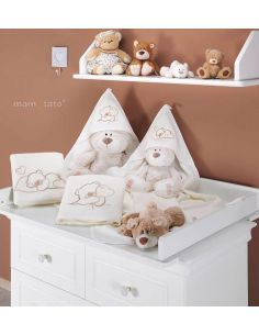 Badcape Lovely Teddy Cream