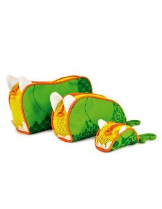 Trunki Dino set 3 väskor Travel Chums